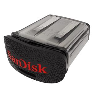 SanDisk Cruzer Ultra Fit USB 3.0 Flash Drive 64GB